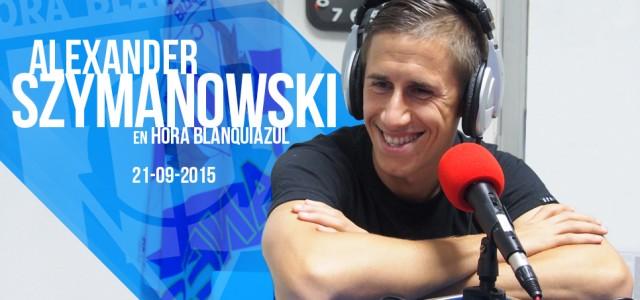 """Szymanowski: """"Creo que tenemos unas bases para ilusionarnos"""""""