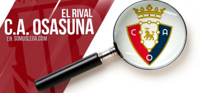 El rival: C.A. Osasuna