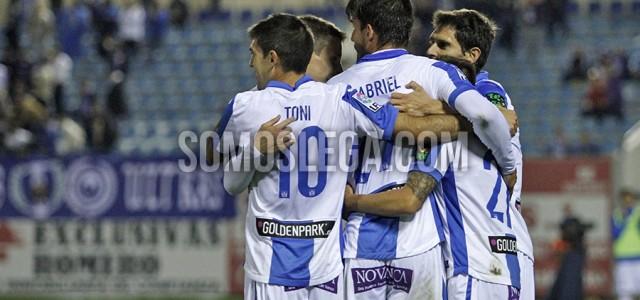 El Leganés se gana una ronda de Copa Premium