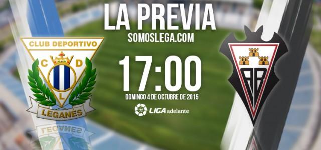CD Leganés – Albacete Balompié: A ganar ante la afición