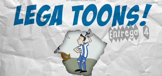 LEGA TOONS 4 |  Shuriken pepinero