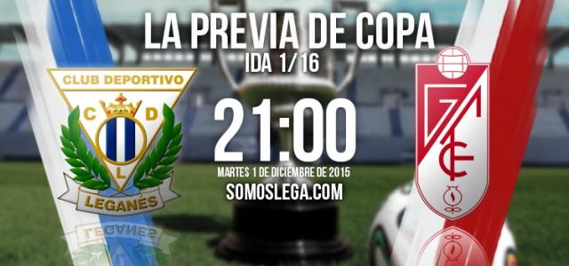 CD Leganés – Granada CF: Espíritu del #NuncaSeSabe
