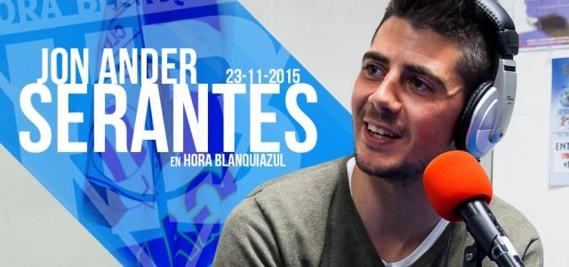 """Serantes: """"En Leganés la gente me ha demostrado mucho cariño"""""""