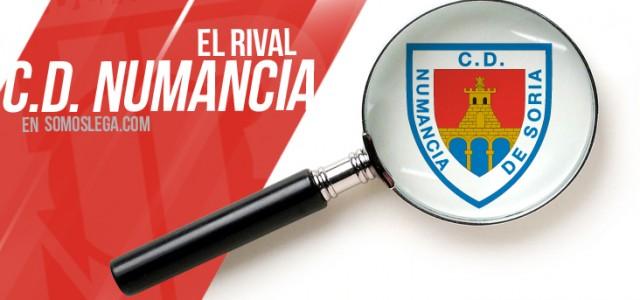 El rival: C.D. Numancia
