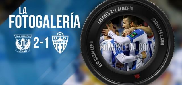 FOTOGALERÍA. CD Leganés – UD Almería