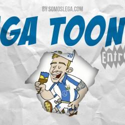 LEGA TOONS 6 | Soluciones Peña