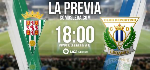 Córdoba CF – CD Leganés: Duelo en las alturas