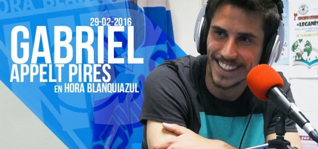 """Gabriel Pires :""""Estoy haciendo todo para que subamos y quedarme"""""""