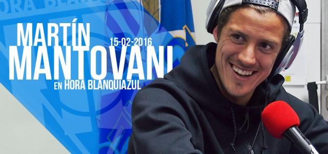 """Mantovani: """"Me gusta ser un referente, va conmigo"""""""