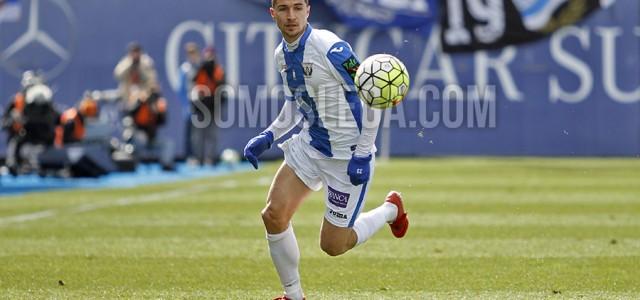 La magia de Omar Ramos seguirá en Leganés