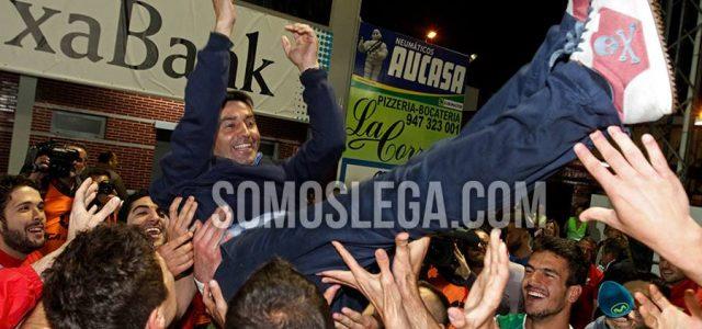 Asier Garitano, segundo técnico más longevo en un banquillo de LaLiga