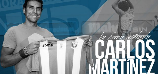 Carlos Martínez | ¡¡¡Nos vemos en Primera!!!