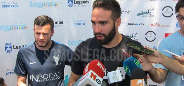 """Carvajal: """"El Lega armará un gran equipo y competirá a muerte"""""""