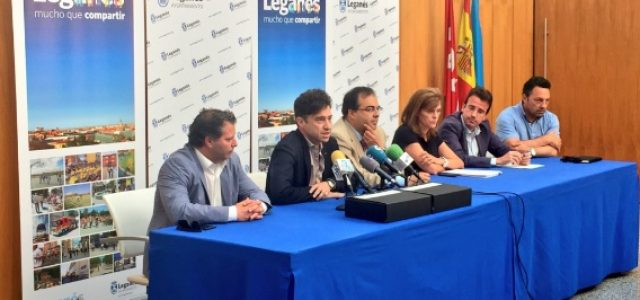 El Leganés recibirá 2,5 millones del Ayuntamiento
