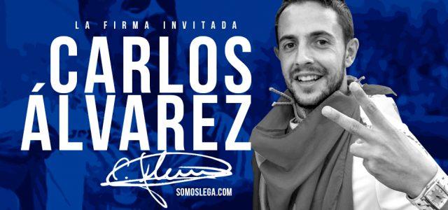 Carlos Álvarez 'Guaje' | Es el momento de recordar