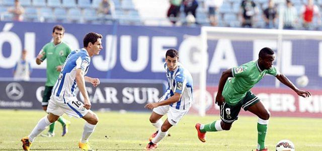 Koné pondrá la velocidad y los goles en Butarque