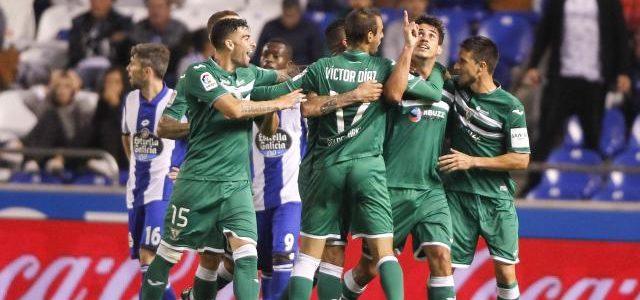 El Leganés conquista su quinto estadio en Primera división