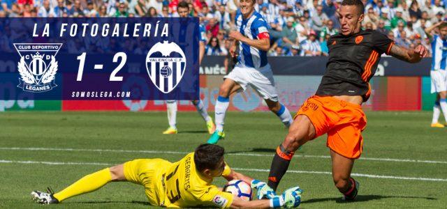 Fotogalería. CD Leganés 1-2 Valencia CF