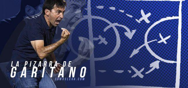 La pizarra de Garitano: CD Leganés – Málaga CF