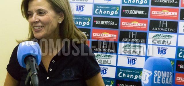 "Victoria Pavón: ""Es increíble que vayamos a recibir a Messi"""