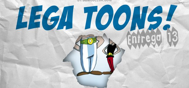 LEGA TOONS 13 | La Galia de Butarque