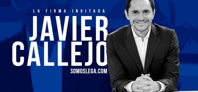 Javier Callejo | ¿Me das una foto del Lega?