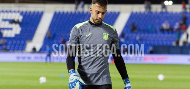 Brignoli deja de ser jugador del Leganés