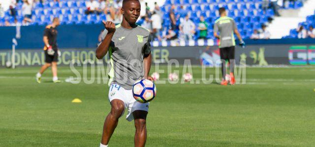 Koné afronta la recta final de su recuperación
