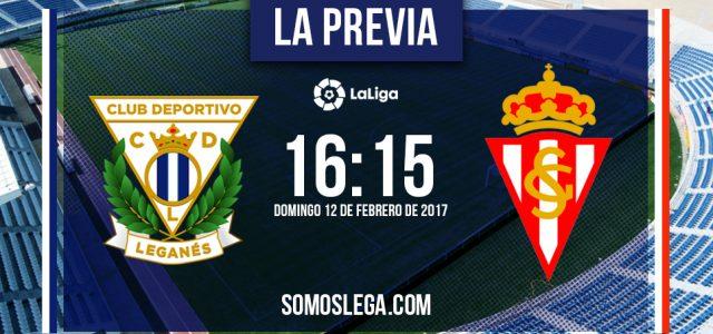 Leganés – Sporting de Gijón: A por la primera final