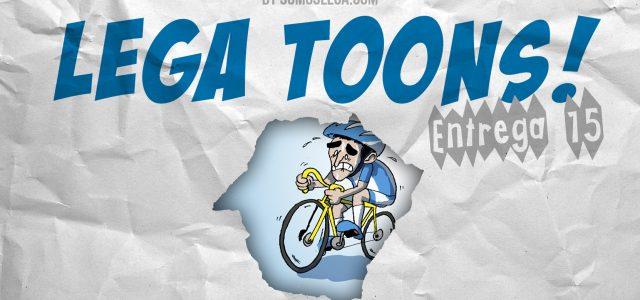 LEGA TOONS 15 | Le Tour de La Liga