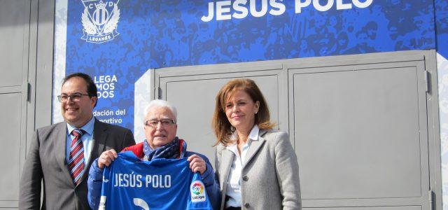 Inaugurado el Estadio Anexo Jesús Polo