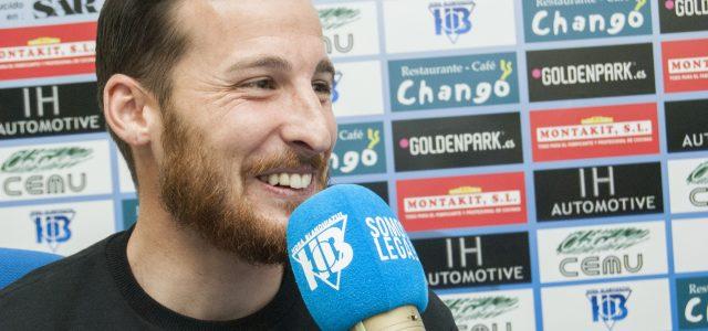 """Tito: """"Si ganamos al Málaga daremos un gran paso para la permanencia"""""""