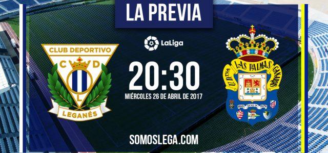 Leganés – Las Palmas: Media permanencia en juego