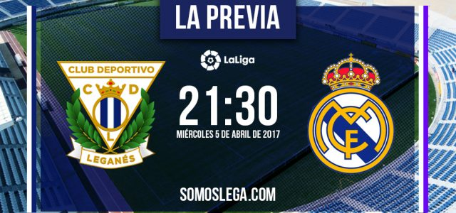 CD Leganés-Real Madrid: Ver para creer