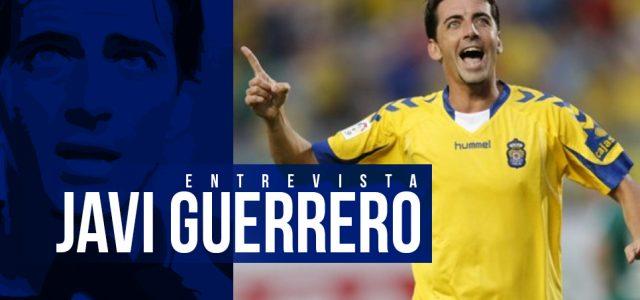 ENTREVISTA | Javi Guerrero: «Si nadie lo remedia, el Lega seguirá un año más en Primera»