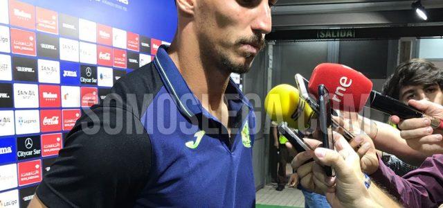 """Gabriel Pires: """"Sólo pienso en el Leganés, quiero crecer aquí"""""""