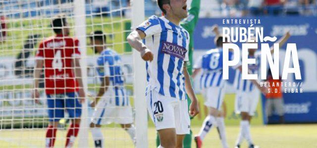 "ENTREVISTA | Rubén Peña: ""Mi vuelta a Leganés no dependía mucho de mí"""