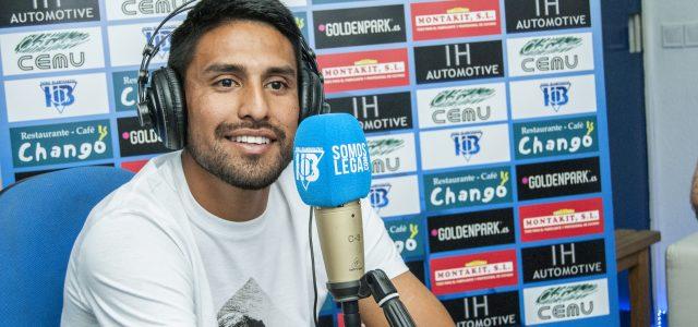"""Dos Santos: """"Llevo dos meses en Leganés y parece que llevo muchísimo tiempo"""""""
