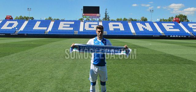 """José Naranjo: """"El Leganés es un club humilde que se asemeja a mi persona"""""""