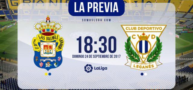 Las Palmas-Leganés: A reencontrarse con la victoria