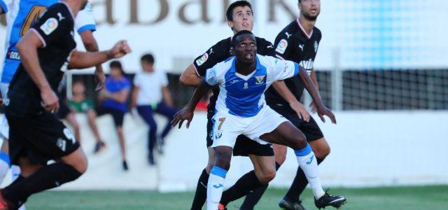 El Lega vence al Eibar con dos goles en el amistoso de Lerma