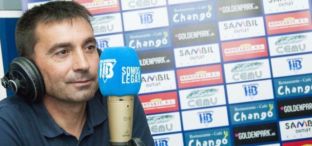 """Garitano: """"No quiero que se utilice al Leganés como un club de paso"""""""