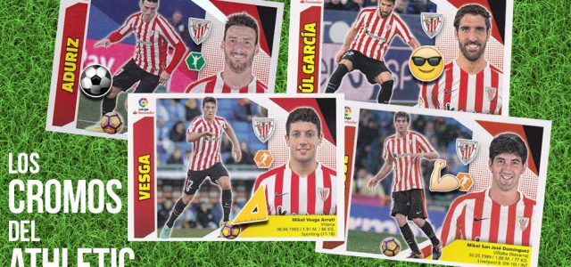 Los cromos del… Athletic