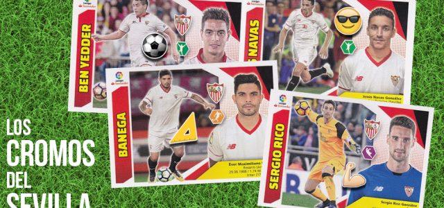 Los cromos del… Sevilla