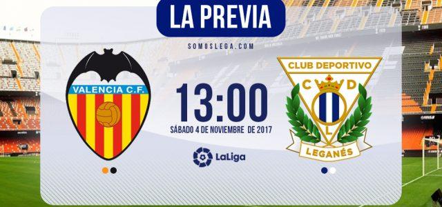 Valencia – Leganés: revelación contra revelación