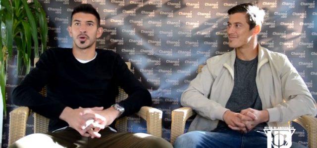 """Champagne y Mantovani: """"No firmamos el empate contra el Barça"""""""