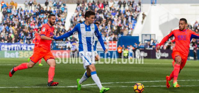 Erik Morán se desvincula del Leganés