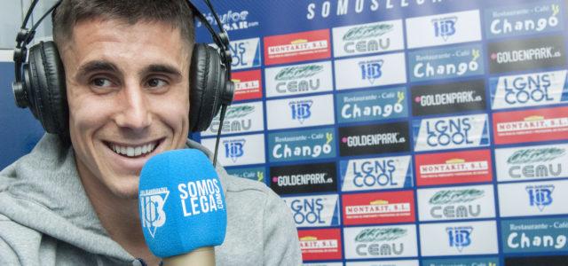 """Bustinza: """"Si te despistas recordando el Bernabéu se te pasa la ola"""""""
