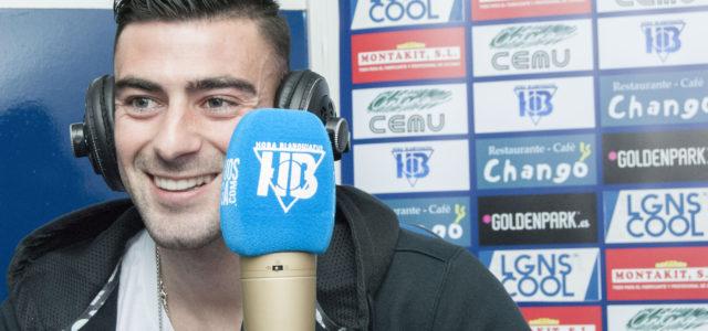 """Diego Rico: """"Esperamos hacer historia en Copa"""""""