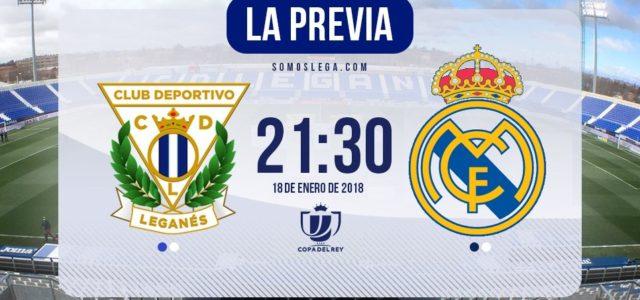 Leganés-Real Madrid: Butarque quiere tumbar a Goliat